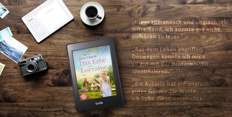 Das Erbe von Lorraine- Roman